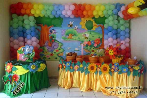 mesa de festa infantil jardim encantado : mesa de festa infantil jardim encantado:Festa infantil jardim encantado akyfesta TEENS adolescentes teens 71